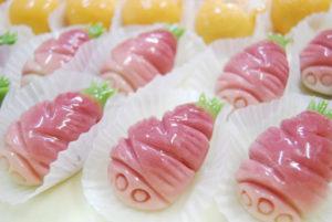 雛菓子、竹の子