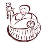 いづめこ人形/山形県鶴岡市に伝わる郷土玩具/信濃屋菓子店キャラクター